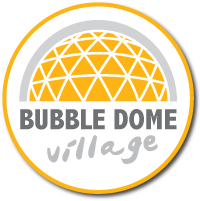 Logo du Bubble Dôme Village